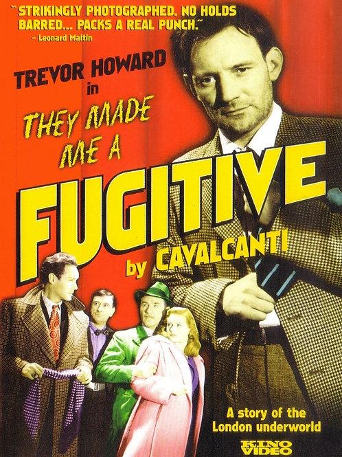 NAS GARRAS DA FATALIDADE (They Made Me A Fugitive, 1947)