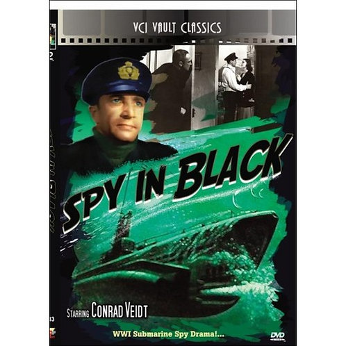 ESPIÃO SUBMARINO (Spy In Black, 1959)