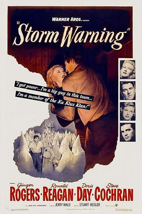 DILEMA DE UMA CONSCIÊNCIA (Storm Warning, 1951)