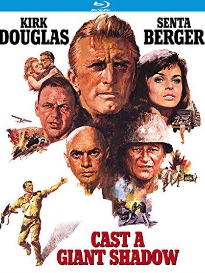 À SOMBRA DE UM GIGANTE (Cast A Giant Shadow, 1966) Bluray