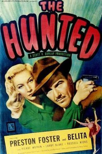 O CAÇADO (The Hunted, 1948)