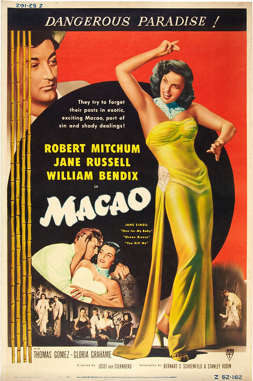 MACAU (Macao, 1952)