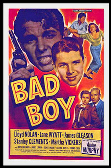 CAMINHO DA PERDIÇÃO (Bad Boy, 1949)