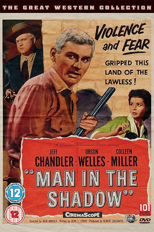 A SOLDO DO DIABO (Man In The Shadow, 1957)