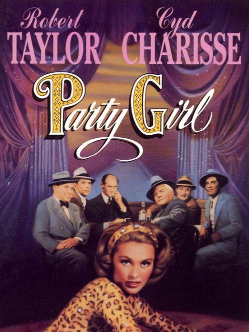 A BELA DO BAS-FOND (Party Girl, 1958)