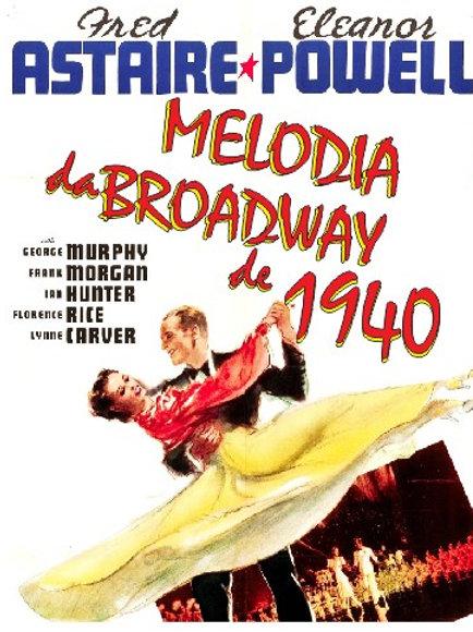 MELODIA DA BROADAWAY DE 1940 (Broadway Melody of 1940)