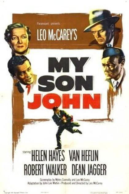 NÃO DESONRES TEU SANGUE (My Son John, 1952)