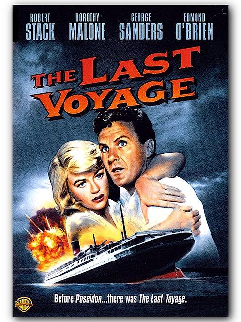 A ÚLTIMA VIAGEM (The Last Voyage, 1960)