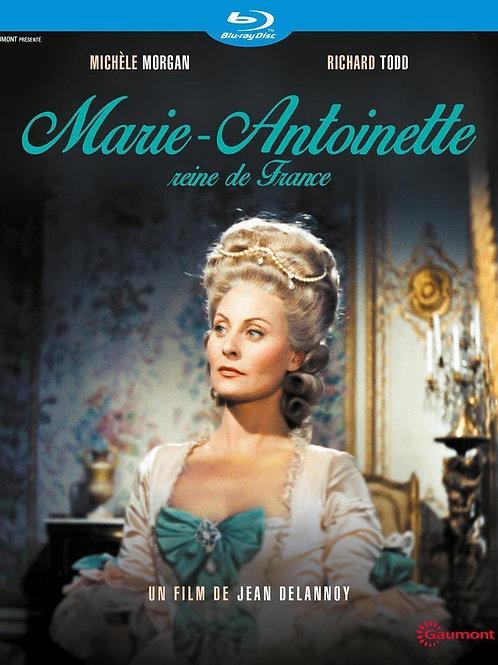 O CALVÁRIO DE UMA RAINHA (Marie-Antoinette Reine de France,1956) Bluray