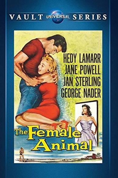 NAUFRÁGIO DE UMA ILUSÃO (The Female Animal, 1958)
