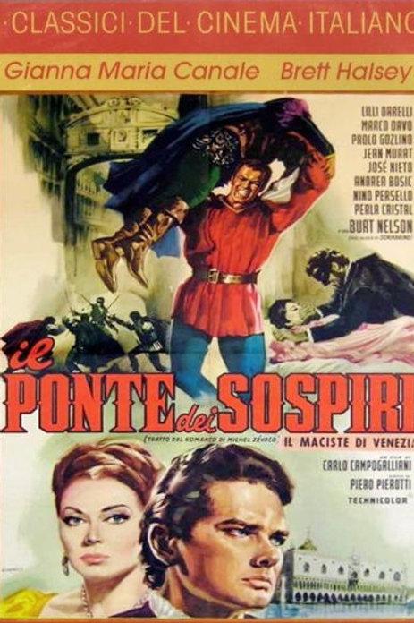 A PONTE DOS SUSPIROS (Il ponte dei sospiri, 1964)