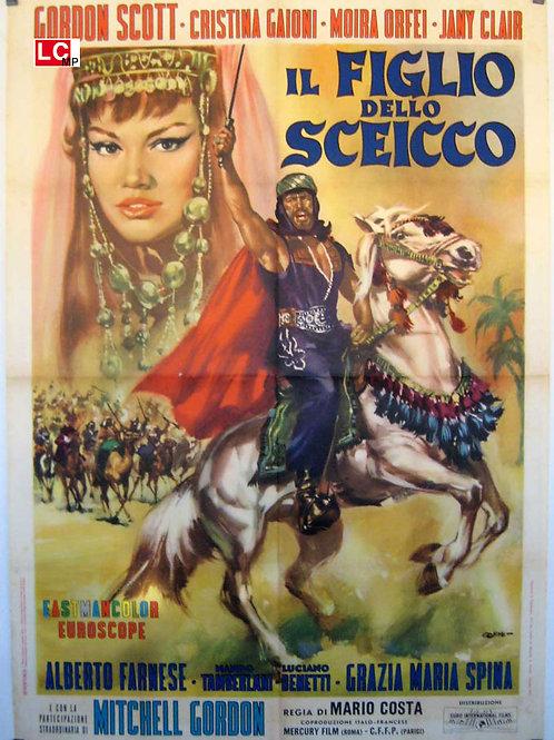 KERIM, O FILHO DO SHEIK (Il Figlio dello Sceico,1962)