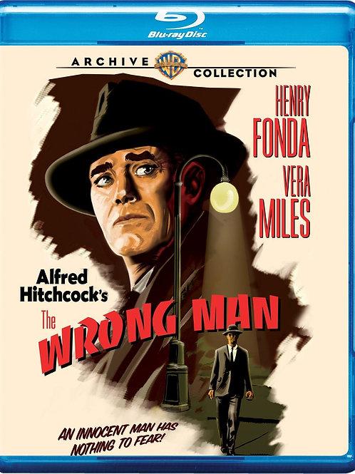 O HOMEM ERRADO (The Wrong Man,1956) bluray