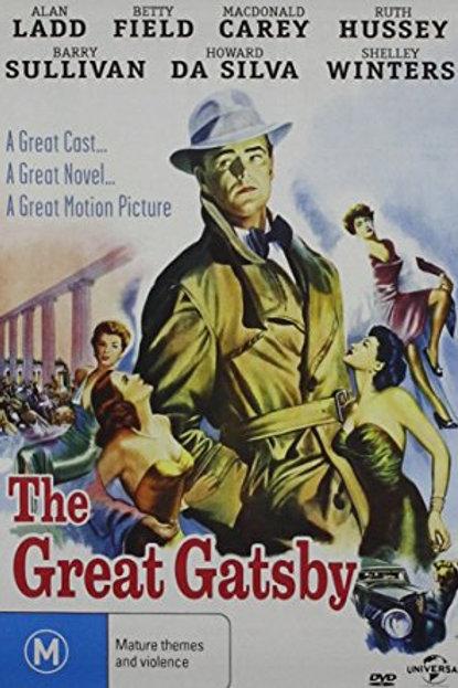 ATÉ O CÉU TEM LIMITES (The Great Gatsby, 1949)