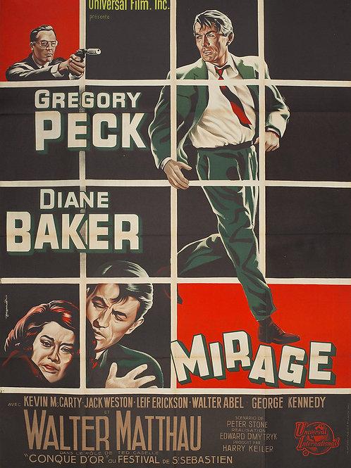 MIRAGEM (Mirage, 1965)