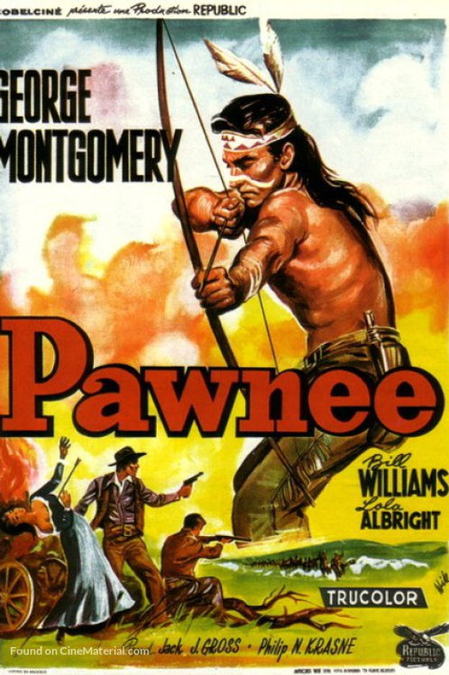 ATAQUE SANGUINÁRIO (Pawnee, 1957)