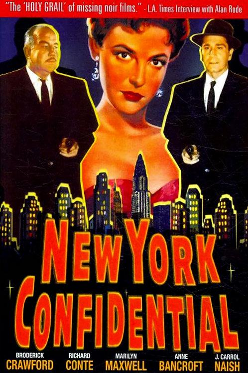 O CÓDIGO DO DIABO (New York Confidential, 1955)