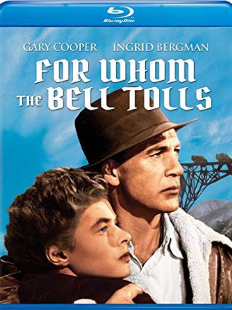 POR QUEM OS SINOS DOBRAM (For Whom The Bell Tolls, 1943) Blu ray