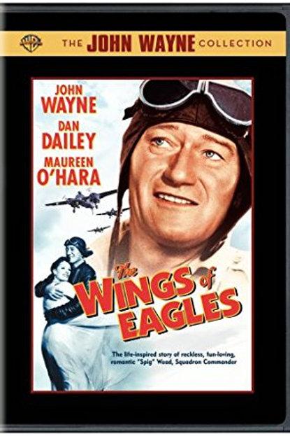 ASAS DE ÁGUIA (The Wings of Eagles, 1957)
