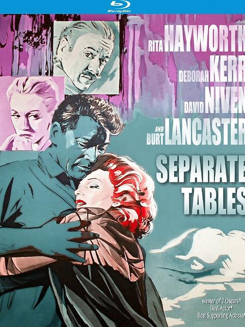 VIDAS SEPARADAS (Separate Tables, 1958) blu-ray
