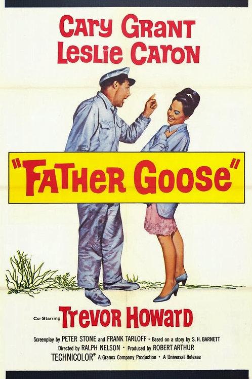 PAPAI GANSO (Father Goose, 1964)