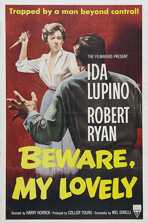 ESCRAVO DE SI MESMO (Beware, my lovely, 1952)