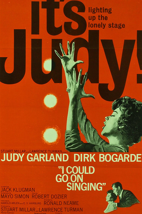 NA GLÓRIA, A AMARGURA (I Coud Go On Singing, 1963)