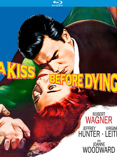 AMOR, PRELÚDIO DE MORTE (A Kiss Before Dying, 1956) Bluray