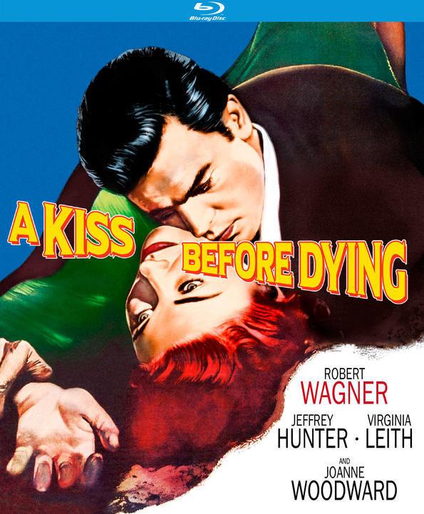 AMOR, PRELÚDIO DE MORTE (A Kiss Before Dying, 1956) Bluray | cinemateque