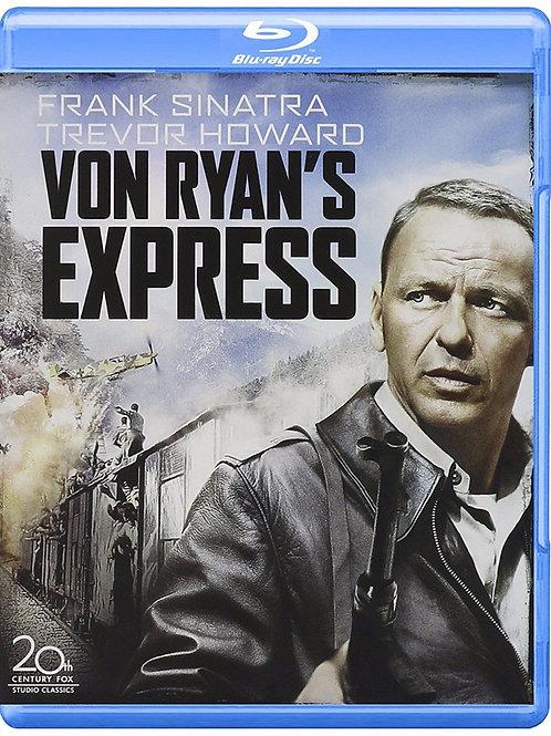 O EXPRESSO DE VON RYAN (Von Ryan's Express, 1965) Blu-ray