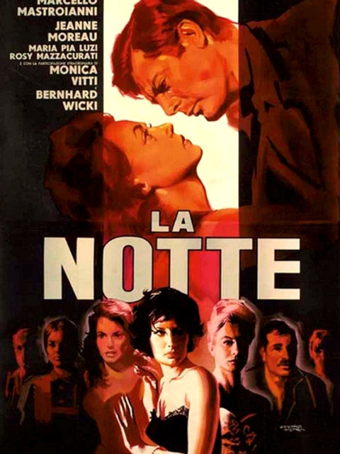 A NOITE (La Notte, 1961)