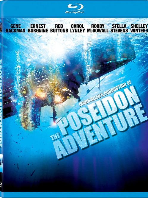 O DESTINO DE POSEIDON (The Poseidon Adventure, 1972) Blu-ray