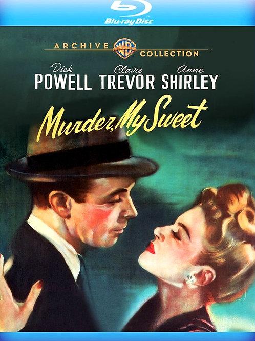 ATÉ A VISTA, QUERIDA (Murder,My Sweet, 1944) - Blu-ray