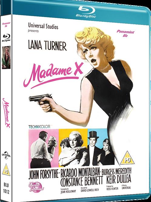 MADAME X - A RÉ MISTERIOSA (Madame X, 1966) Blu-ray