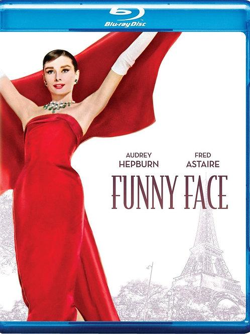 CINDERELA EM PARIS (Funny Face. 1957) Blu-ray