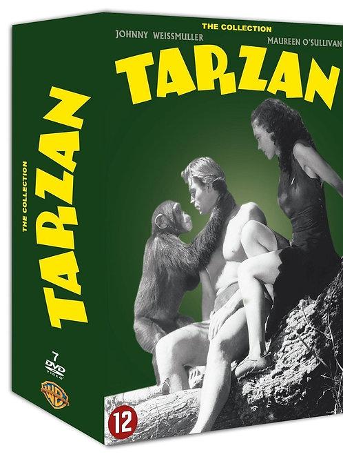 COLEÇÃO TARZAN JOHNNY WEISMULLER - 12 FILMES