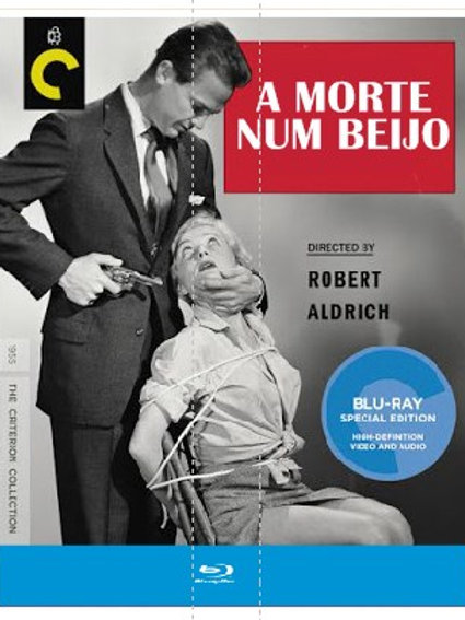 A MORTE NUM BEIJO (Kiss Me Deadly, 1955)