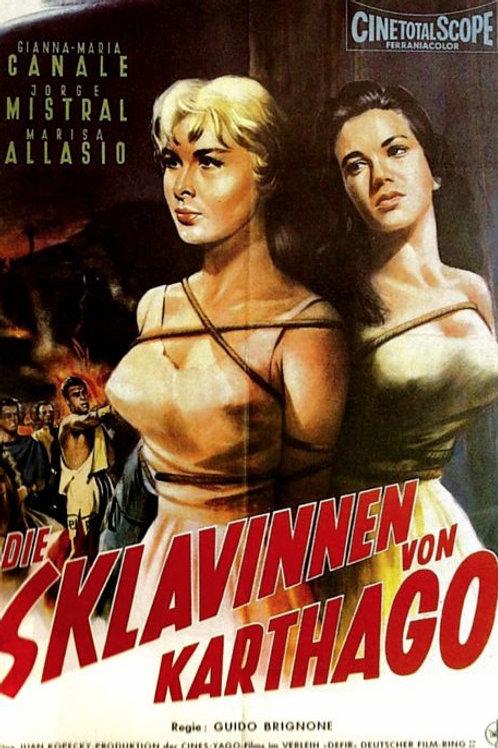 ESCRAVAS DE CARTAGO (Le schiave di Cartagine, 1956)
