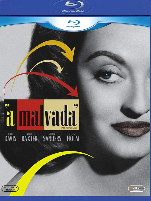 A MALVADA (All About Eve, 1950) Blu-ray