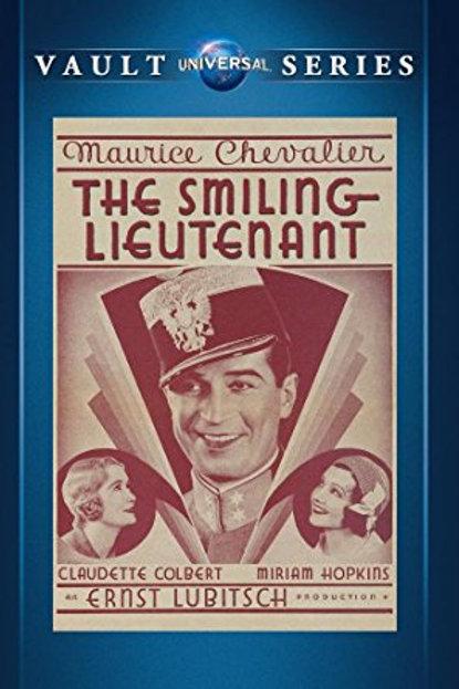 O TENENTE SEDUTOR (The Smiling Lieutenant,1931)