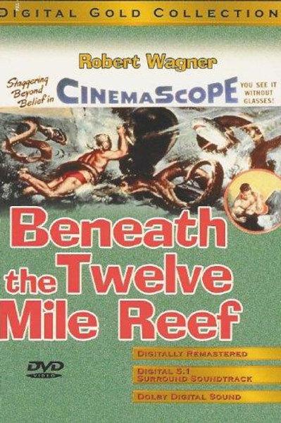 Rochedos da Morte (Beneath The 12-Mile Reef, 1953)