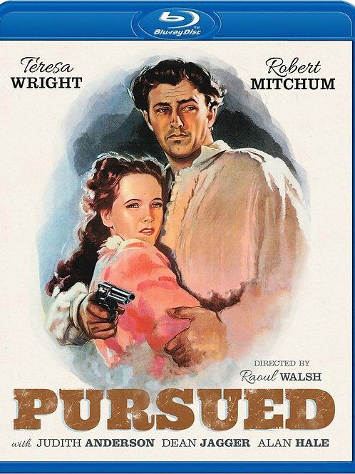 SUA ÚNICA SAÍDA (Pursued, 1947) Blu-ray