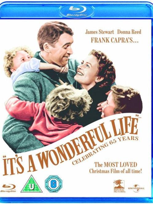 A FELICIDADE NÃO SE COMPRA (It's a Wondeful Life, 1946)