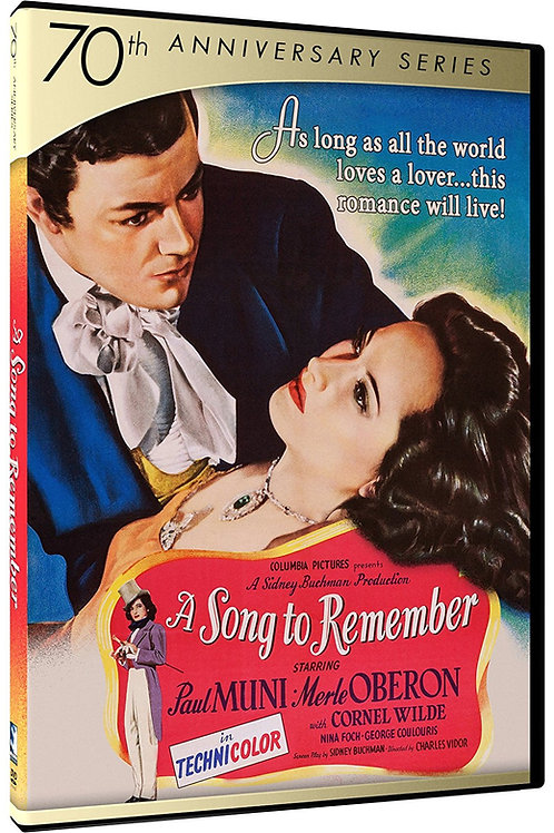 À NOITE SONHAMOS (A Song to Remember, 1945)