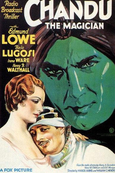 CHANDU, O MÁGICO (Chandu The Magician, 1932)