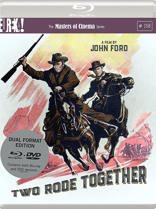 TERRA BRUTA (Two Rode Together, 1951) Bluray