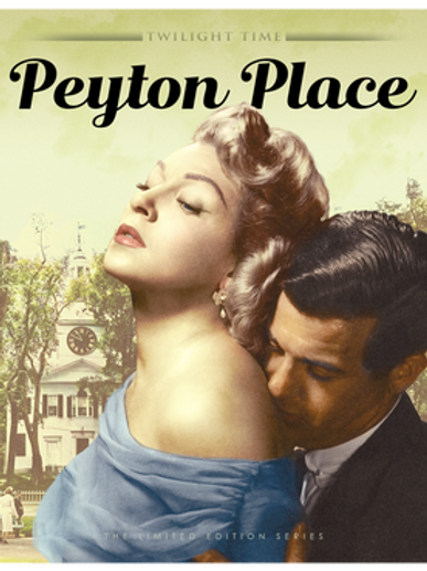 A CALDEIRA DO DIABO (Peyton Place, 1957) Blu-ray