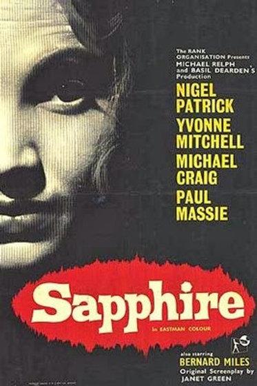 SAFIRA, A MULHER SEM ALMA (Saphire, 1959)