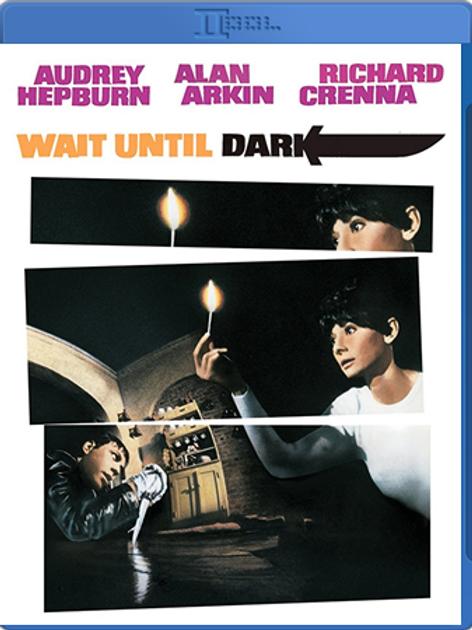 UM CLARÃO NAS TREVAS (Wait Until Dark, 1967) Blu-ray