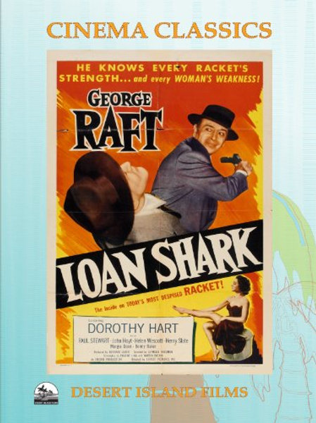 O AGIOTA (Loan Shark, 1952)